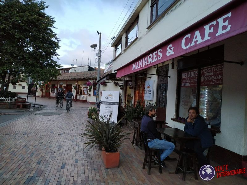Cafe en Cota Colombia