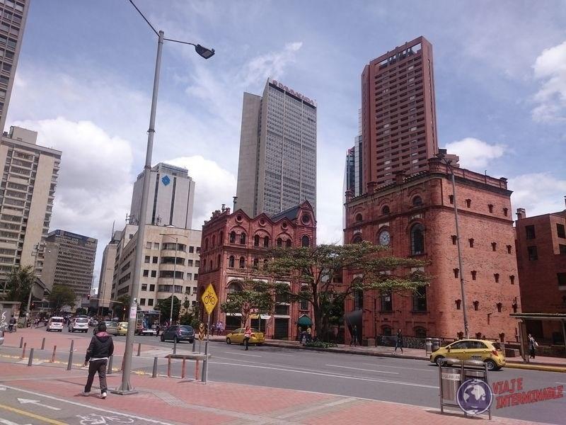 Ciudad de Bogota Colombia