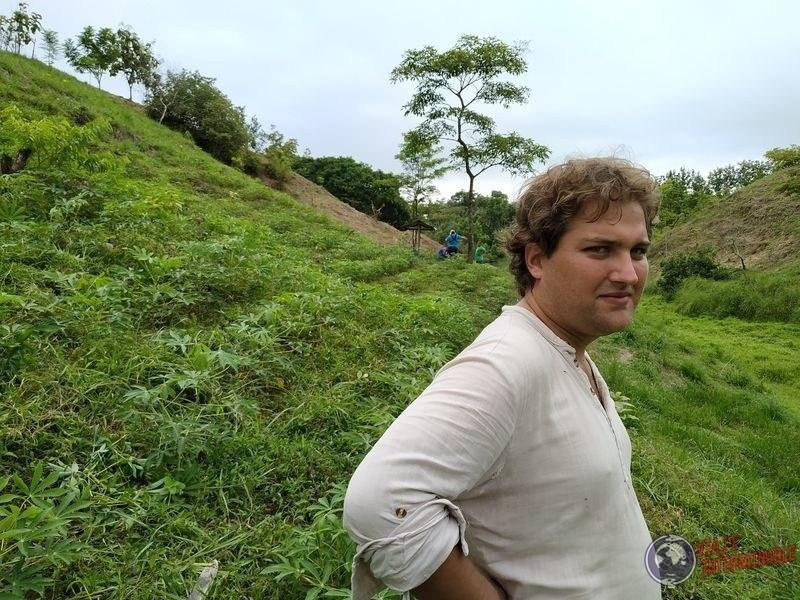 Finca de mandioca en Chigorodo Colombia