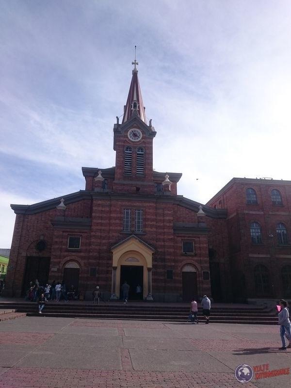 Iglesia del 20 de Julio bogota colombia