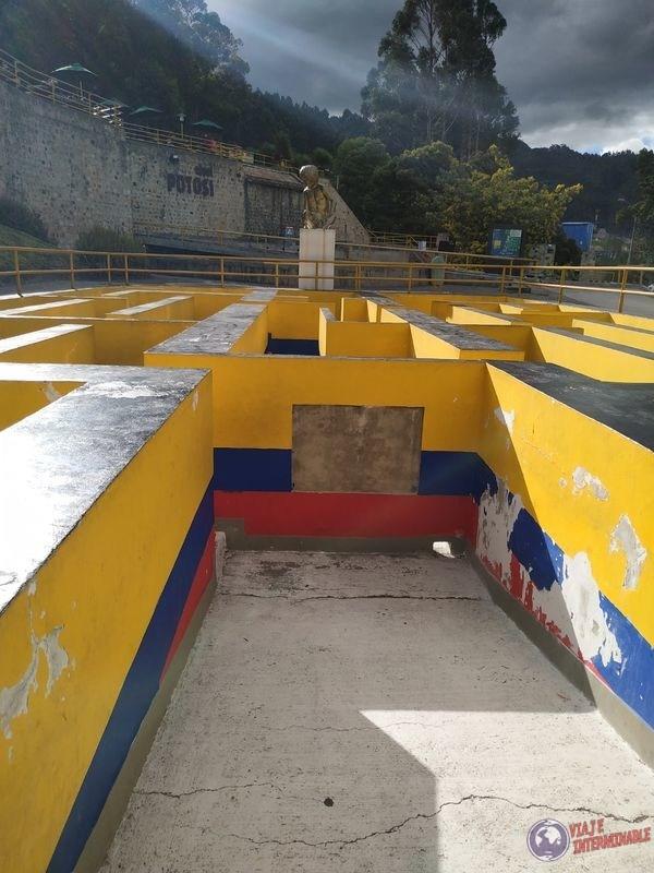 Laberinto de Zipaquira Colombia