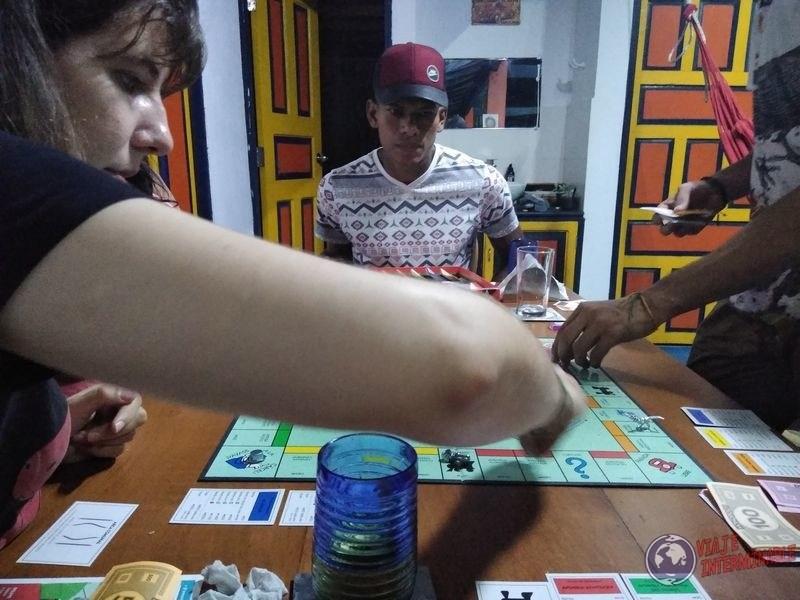 Monopoly en Jaraquiel Colombia