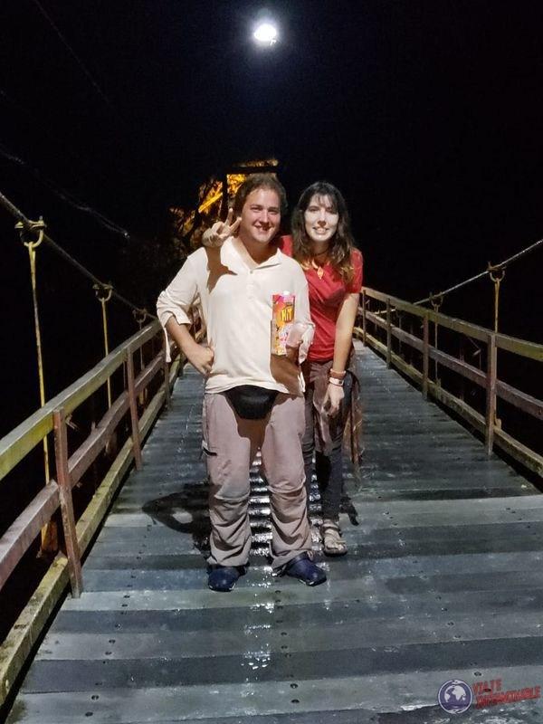 Puente en Chigorodo Colombia