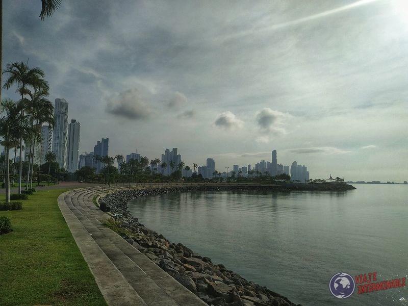 Costa Panamá city ciudad