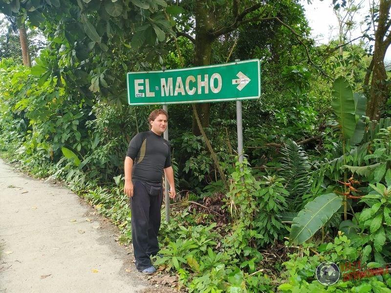 El Macho Panama El Valle