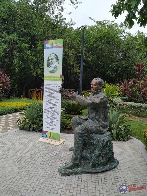 Gabriel Garcia Marquez Gabo Cartagena Colombia