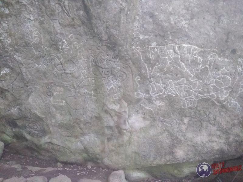 Inscripciones Piedra Pintada