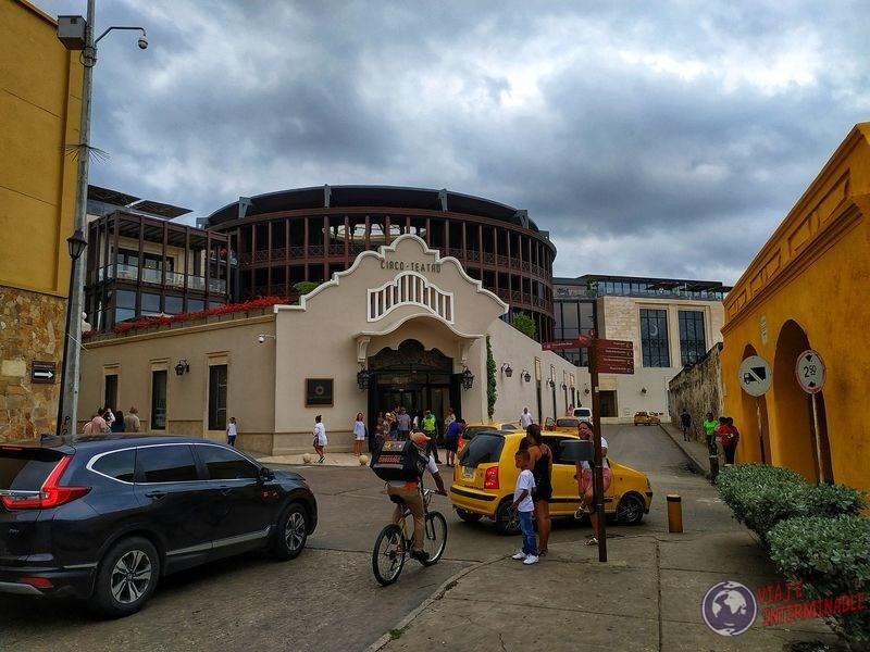 Plaza toros cartagena