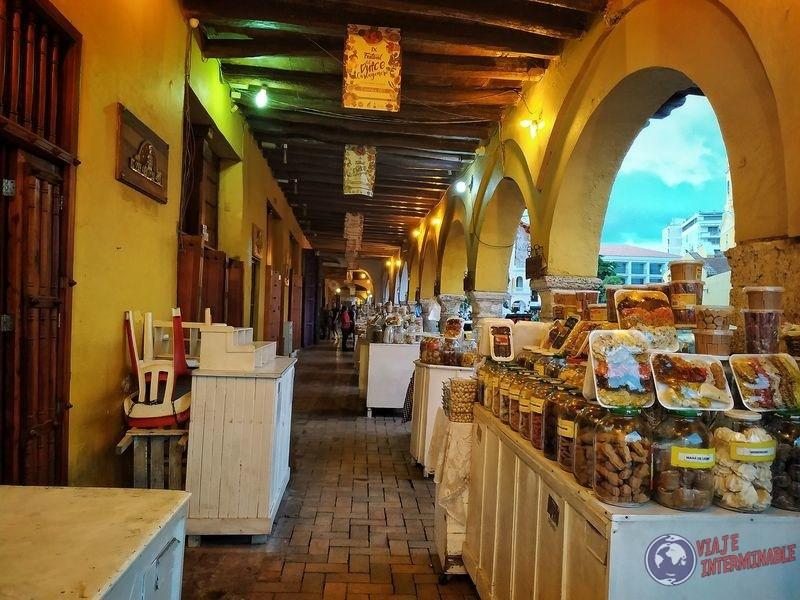 Portal de los dulces cartagena Colombia