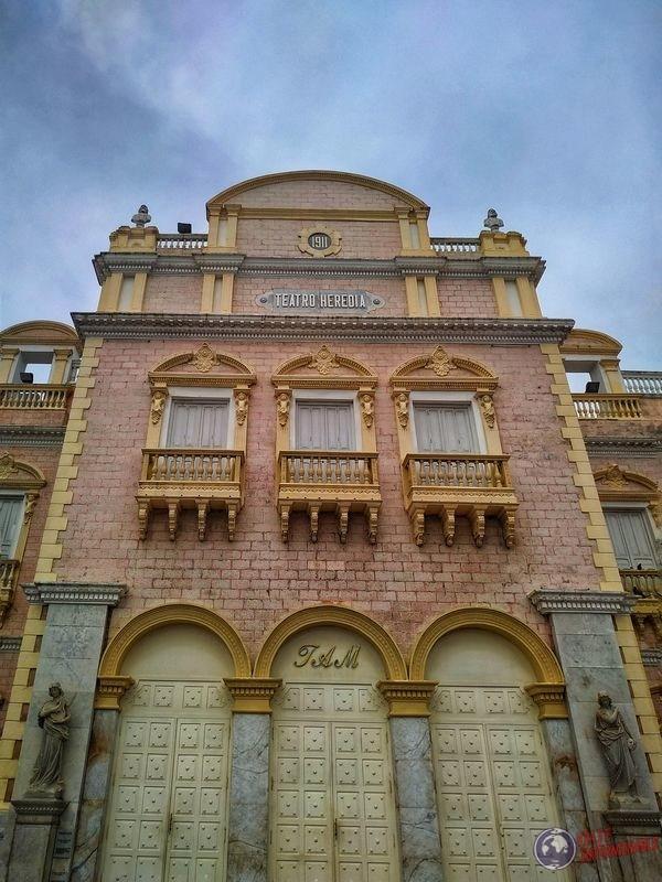 Teatro Heredia Cartagena Colombia