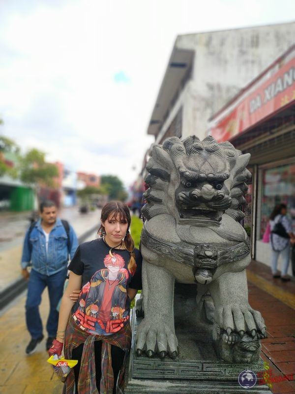 Barrio chino San jose costa rica