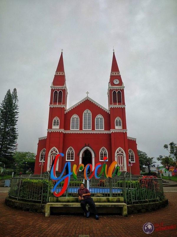 Iglesia Grecia Costa Rica