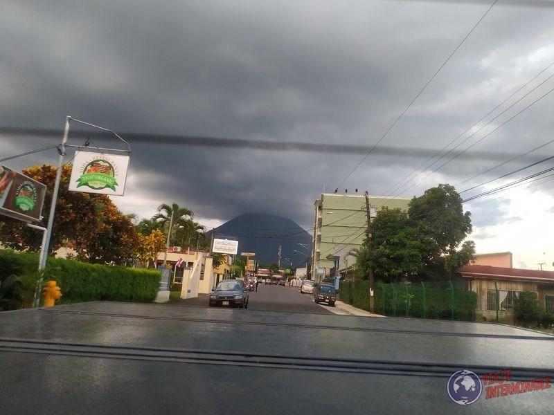 Volcan Arenal desde la Fortuna