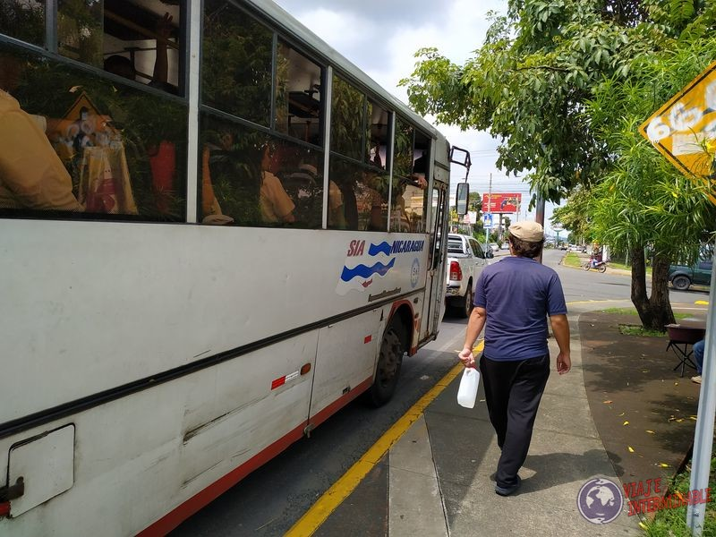 Buses Rusia Nicaragua Managua
