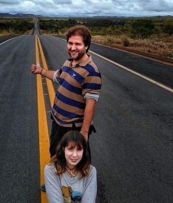 Foto Barra Derecha Joy Wa Mochileros Uruguayos Johana Cadavid Washington Berrey