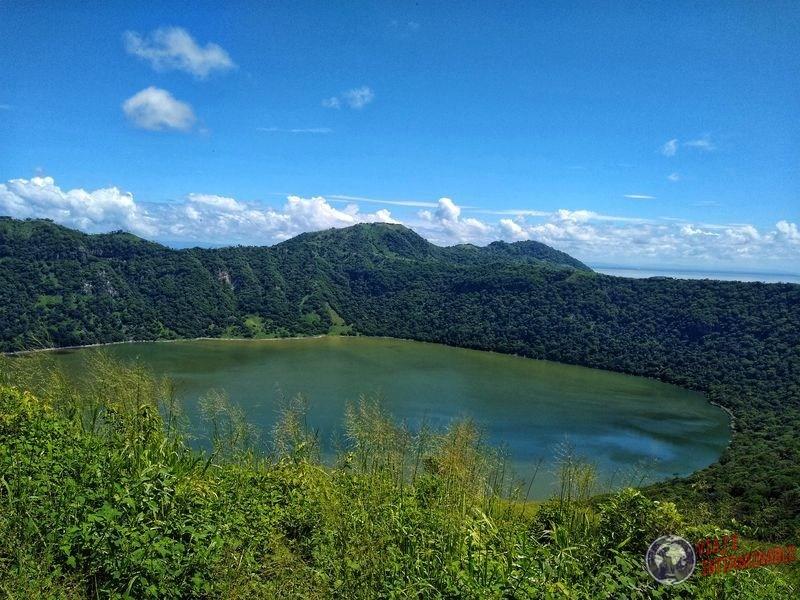 Laguna Apoyeque Nicaragua
