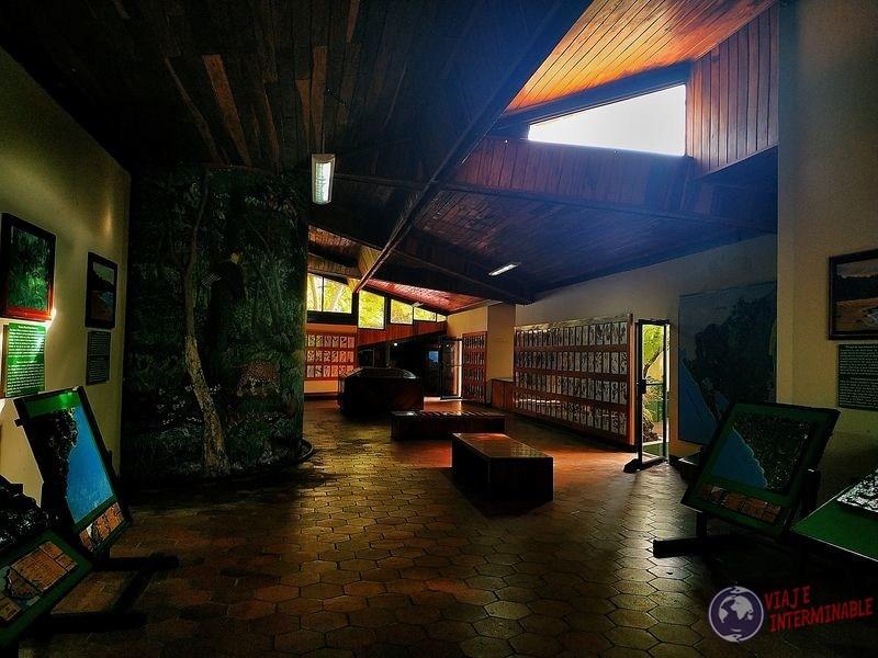 Museo del Volcan Masaya Nicaragua