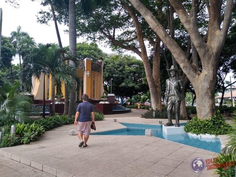Parque Sandino Managua Nicaragua