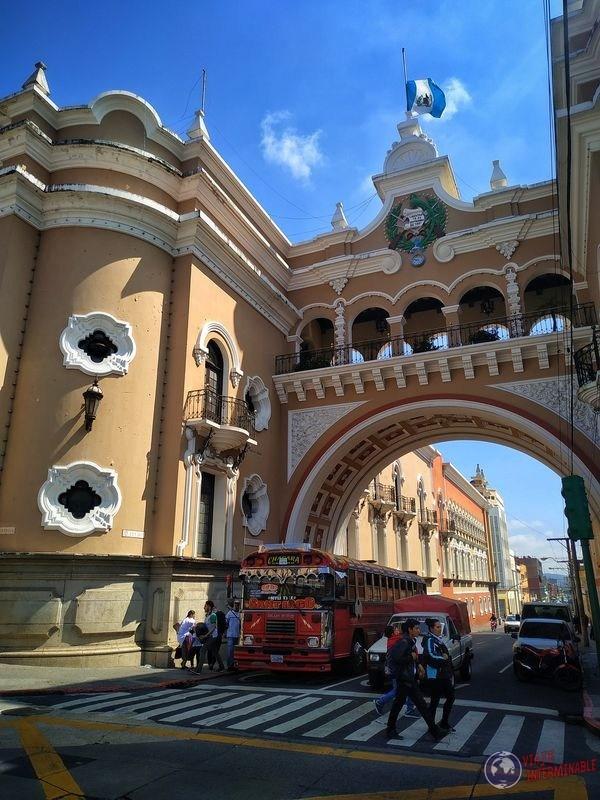 Arco Correo Ciudad de Guatemala