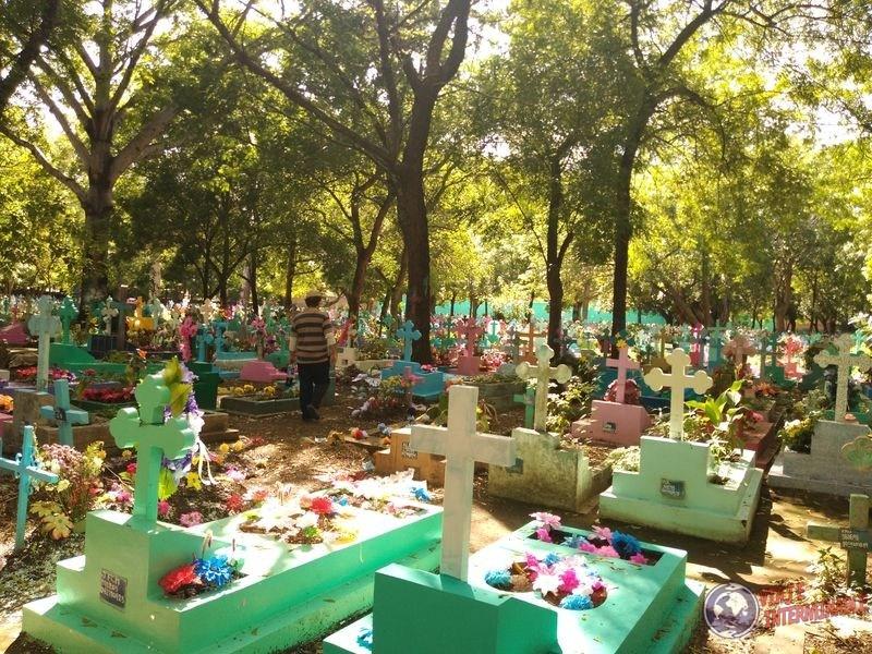 Cementerio San Miguel El Salvador
