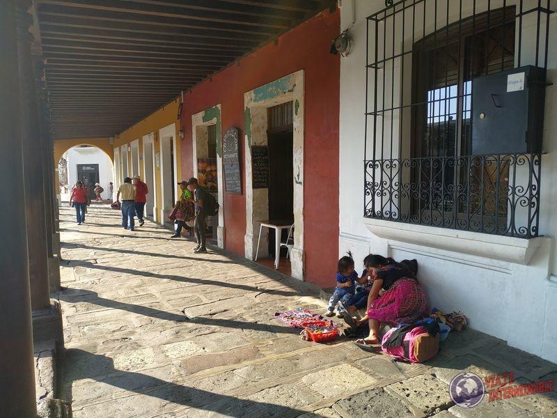 Ciudad Antigua Guatemala Gente