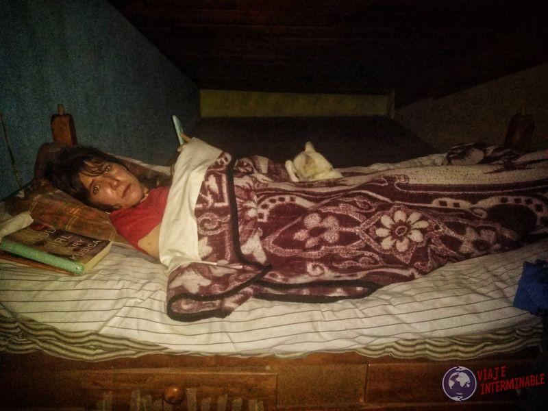 Fiebre en San Juan La Laguna Atitlan Guatemala