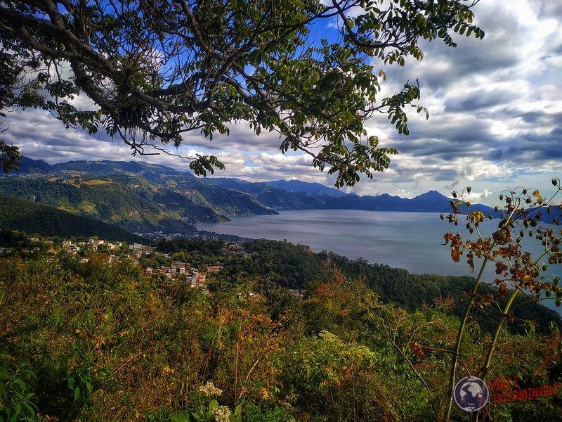 Lago Atitlan costadito Guatemala