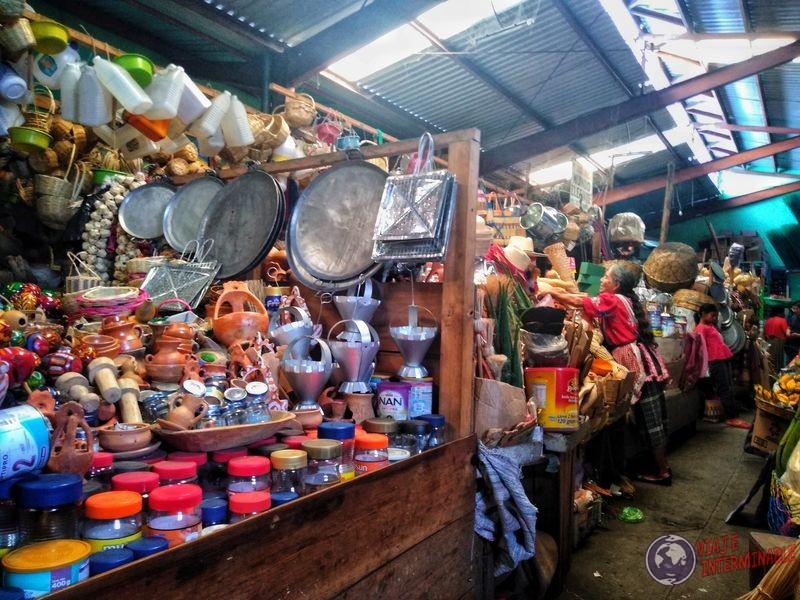 Mercado de Cobán Guatemala