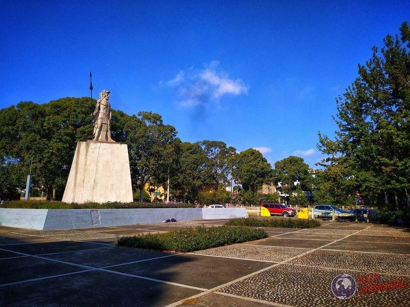 Monumento Tecun Uman Guatemala