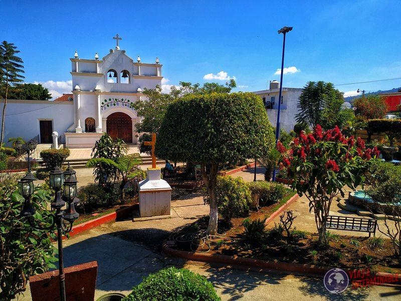 Plaza Santo Tomas de Milpas Altas