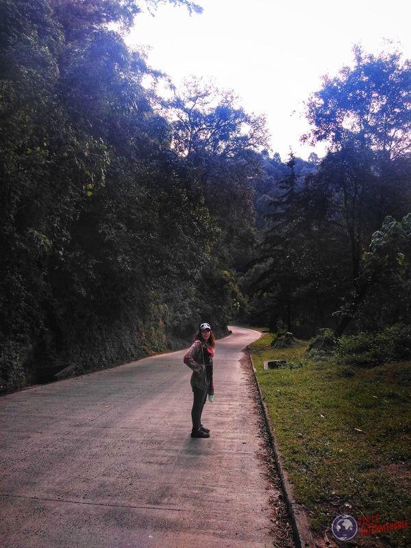 Ruta hacia San Miguel de Milpas Altas Guatemala