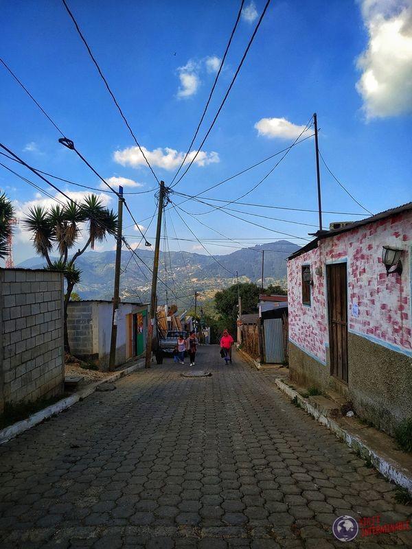 San Miguel de Milpas Altas Guatemala