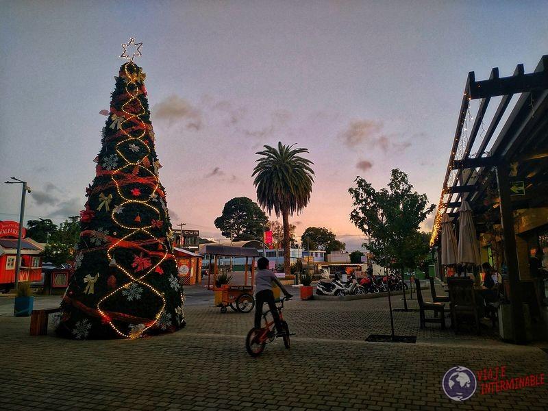 Santa Lucía de Milpas Altas Navidad