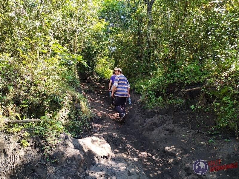 Trekking volcan Pacaya