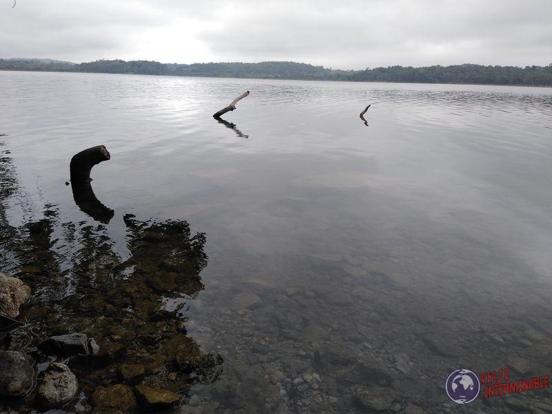 lago guatemala peten