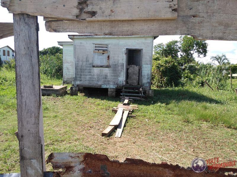 Casa en el Ghetto Belice City Ciudad de Belice