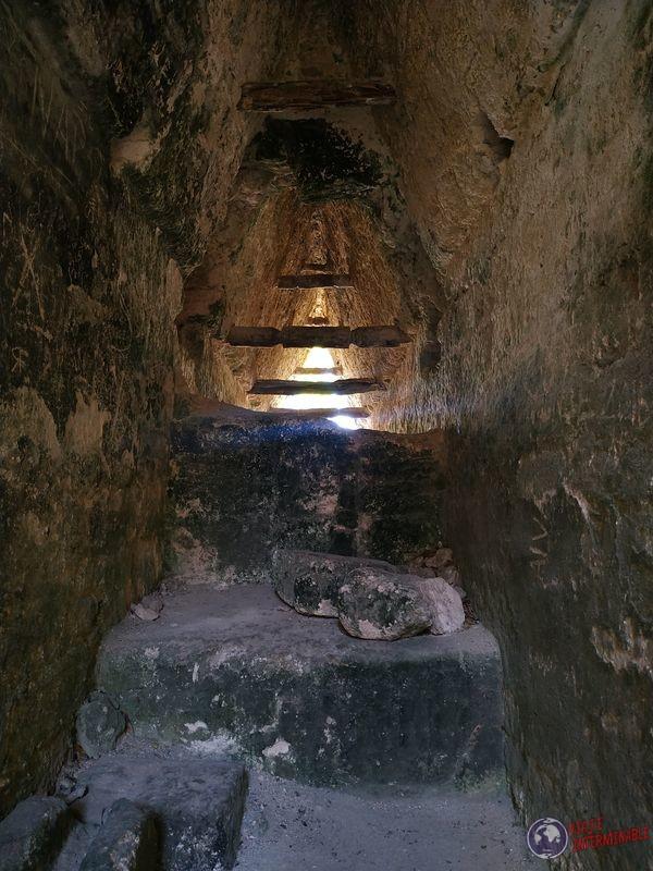 Interior Tikal