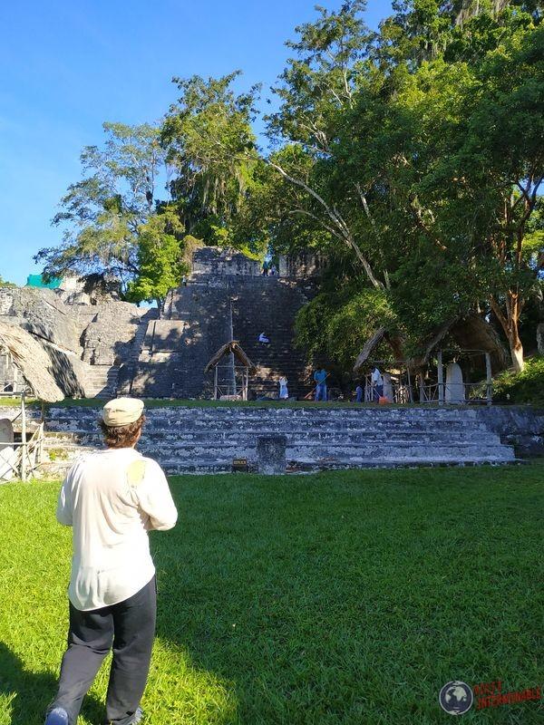 Plaza Central Tikal