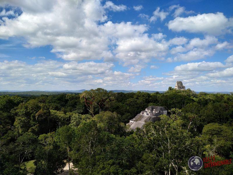 Vista Panoramica Tikal