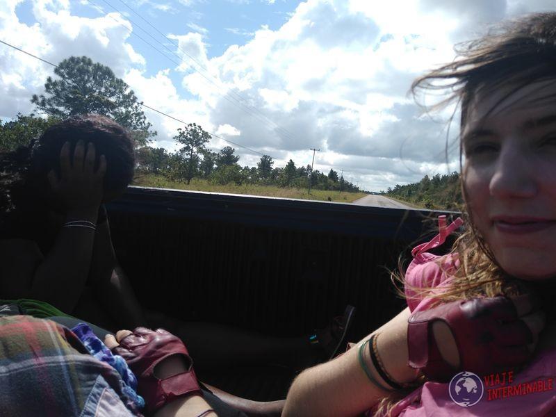 Autostop Belice Dangriga