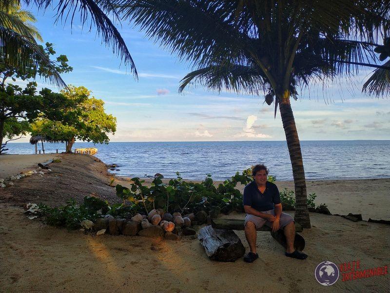 Belice En playa de Lost Reef Resort Riversdale Belize