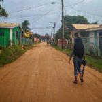 Dangriga, tierra de los Garifunas en Belice.