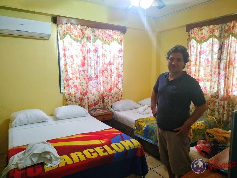 Hotel Chaleanor habitación de lujo Belize