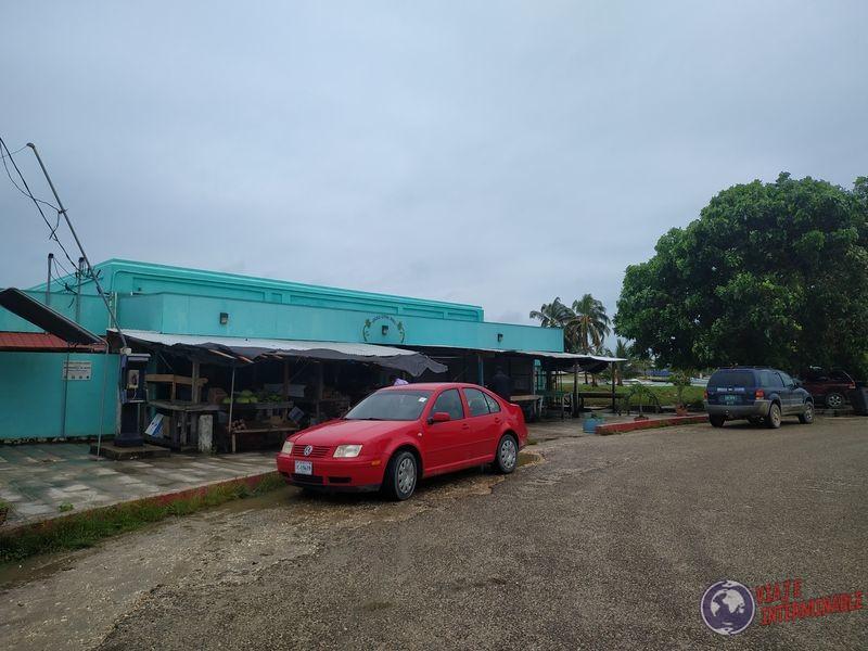 Mercado Dangriga Belize Belice