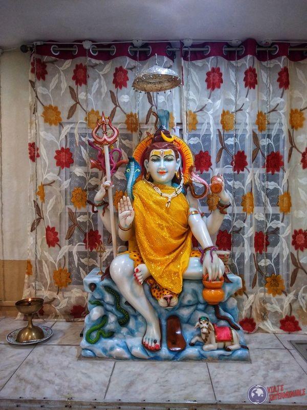 Shiva Templo hindú Corozal belize