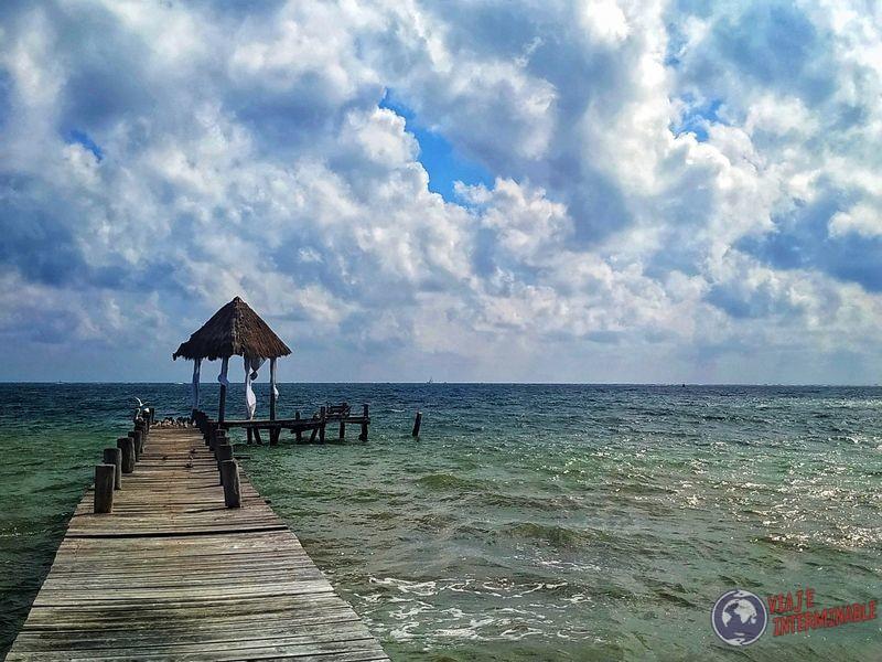 Bahía de Puerto Morelos Mexico