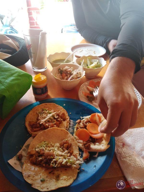 Tacos al Pastor Mexico