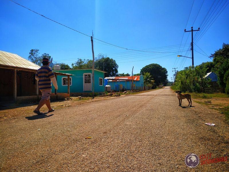 Pueblo Miguel Colorado Mexico