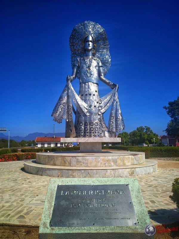 Tehuantepec la mujer istmeña Mexico