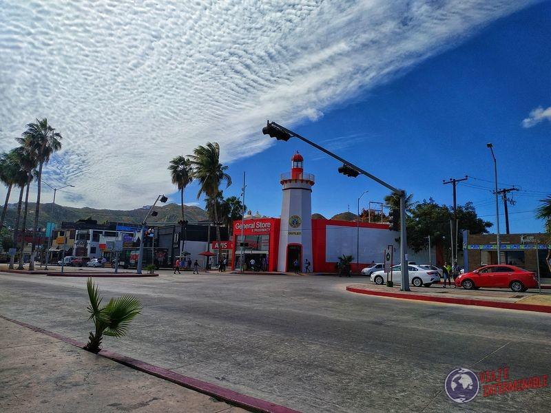 Faro en Cabo San Lucas Baja California Mexico